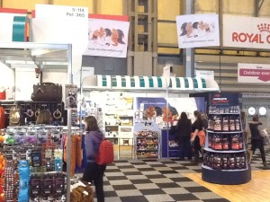 The Cavalier Matters Stall Crufts 2013