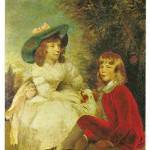 The Angerstein Children by Joshua Reynolds