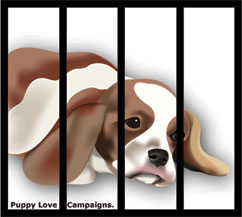 Puppy Love Campaigns