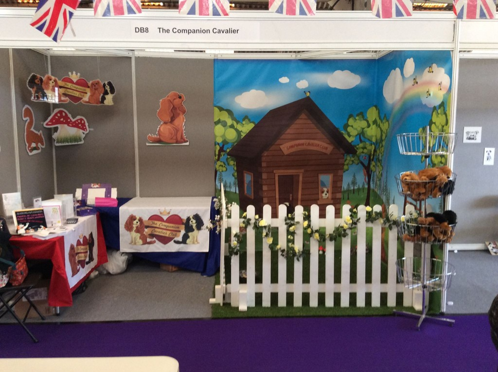 pet show 2015 the stall