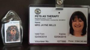jayne and Mia Mills PAT identification